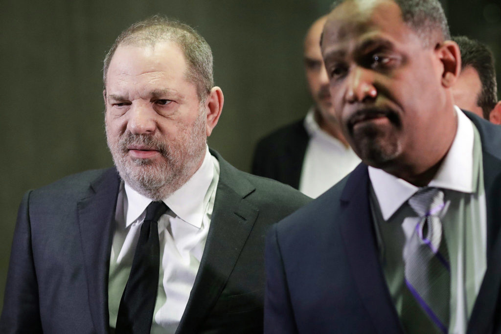 'Untouchable' Documents Harvey Weinstein's Crimes