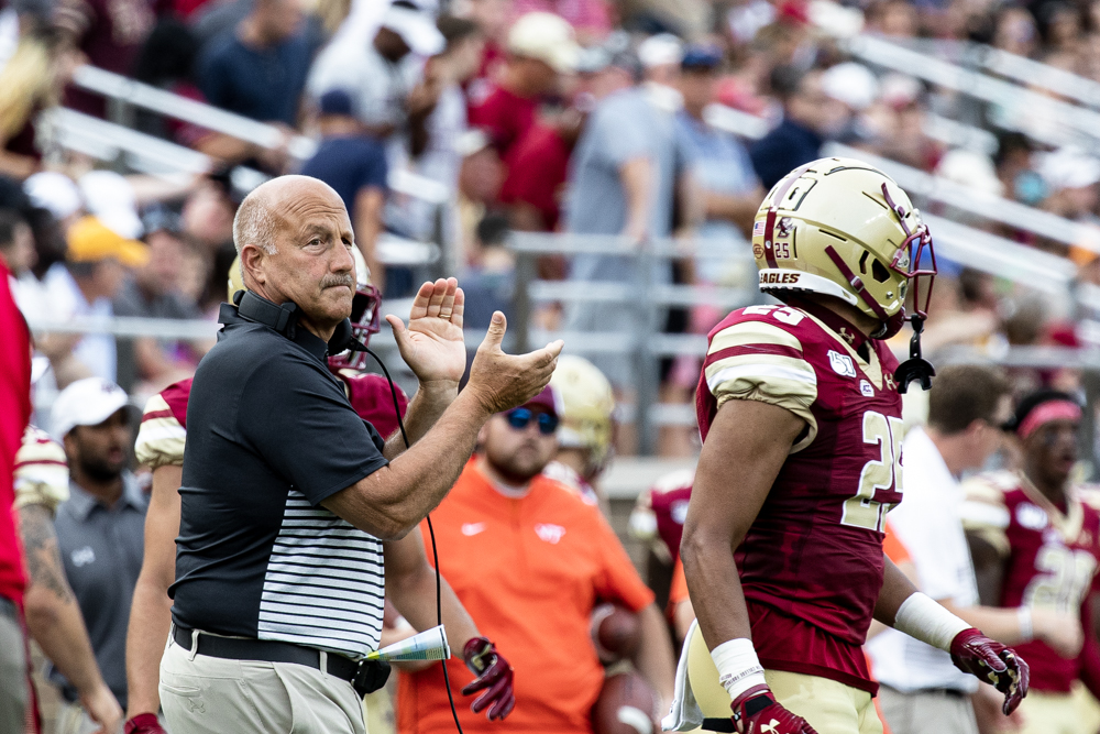 Addazio Impressed With FCS's Richmond Ahead of Week 2