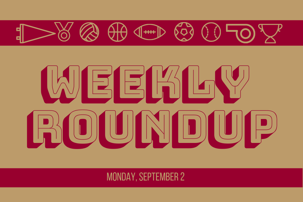 Weekly Roundup: Fall Season Gets Underway for Boston College