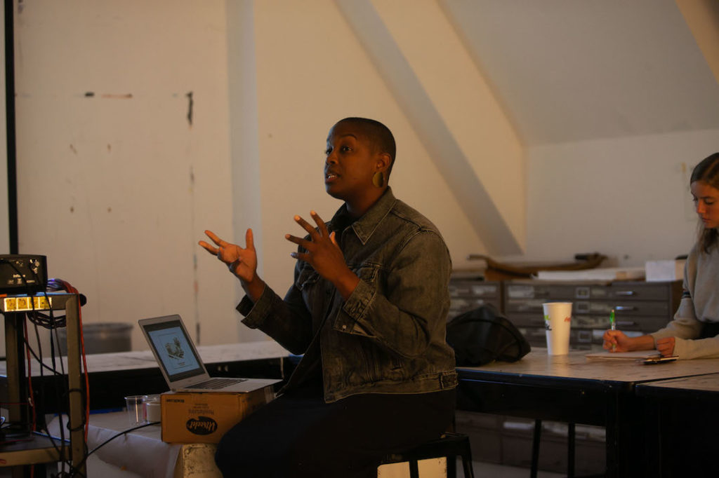 Coleman Center Director Talks Community Improvement Through Art