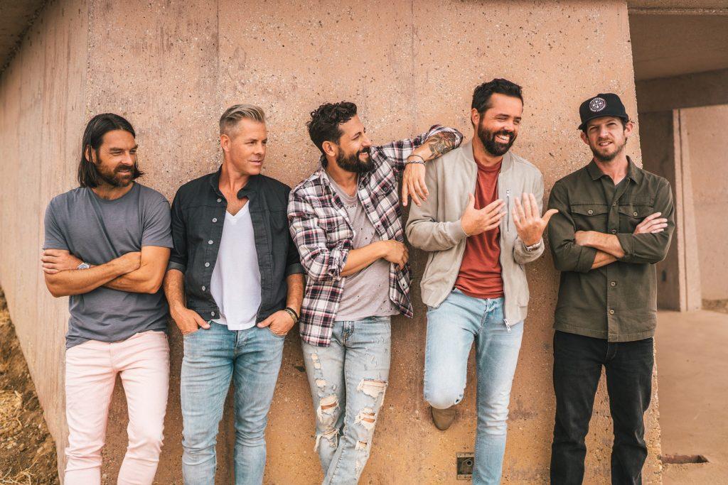 Old Dominion Champion Intricate Lyrics on Self-Titled Album