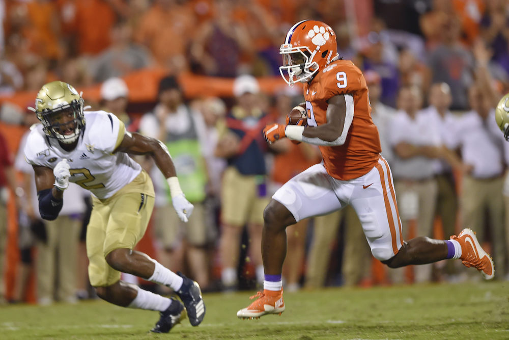 Previewing 2019 Football: At No. 4 Clemson