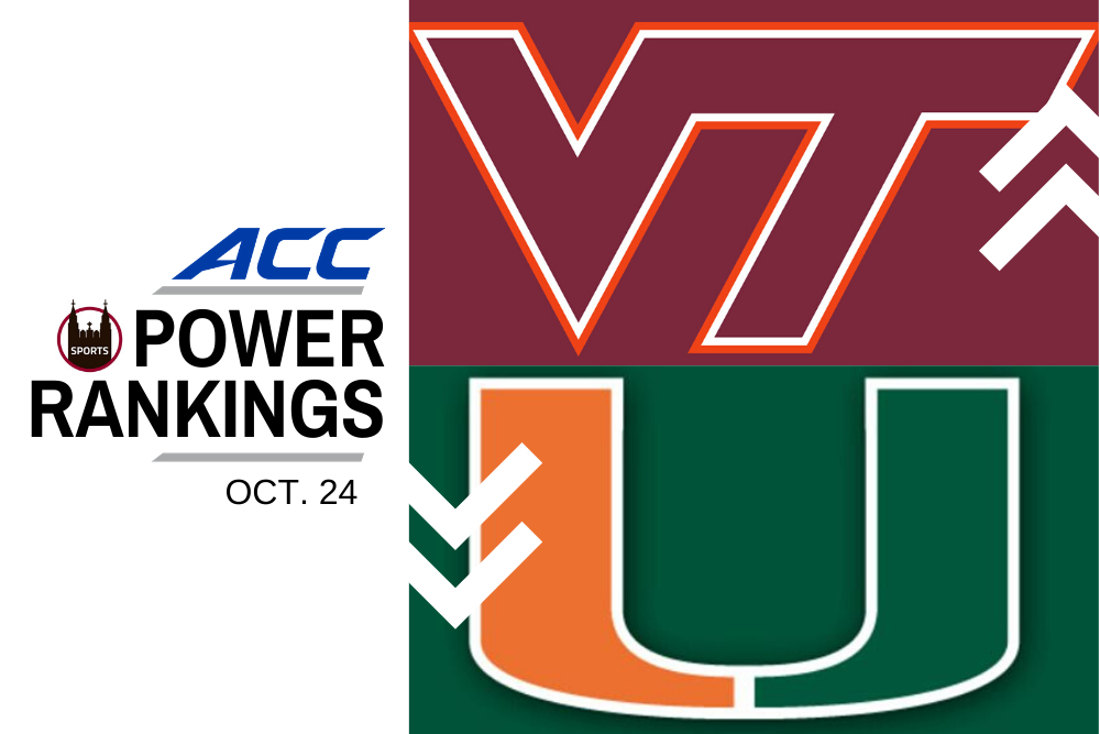 ACC Power Rankings: Clemson Slides in National Polls Despite Win Streak