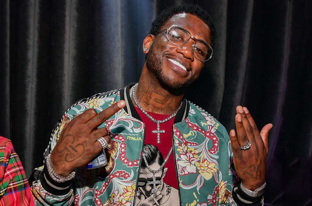 Gucci Mane Reflects on His Past on 'Woptober II'
