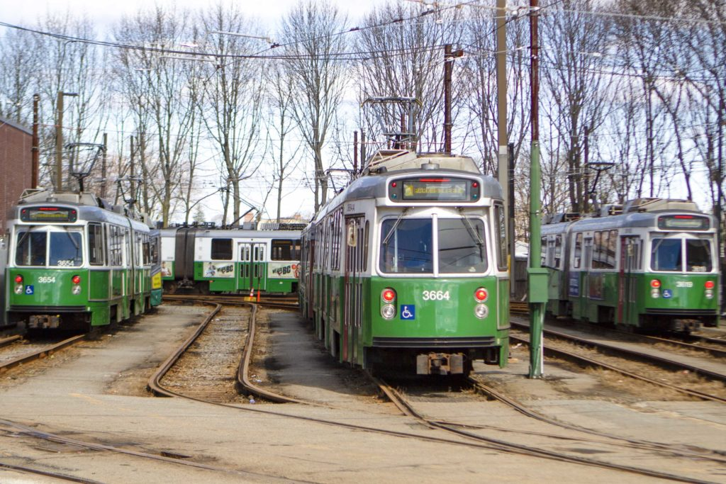 MBTA Service Reductions to Begin in March