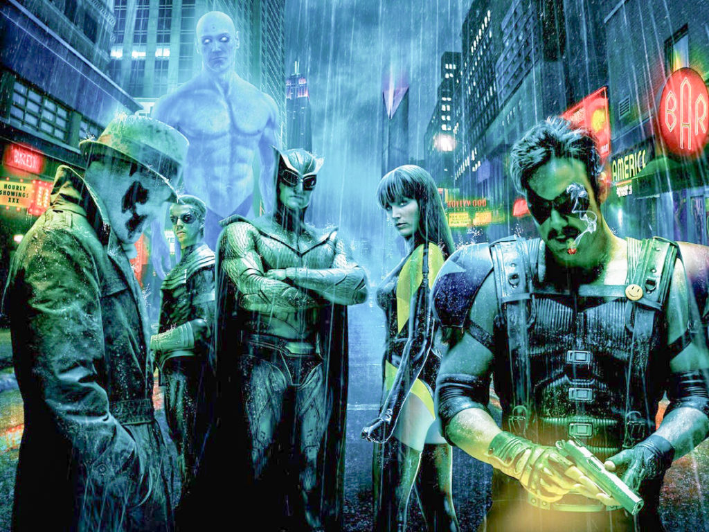 'Watchmen' Gets Off to a Rocky Start