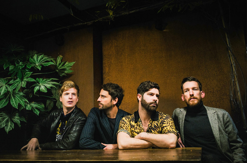 Foals Find Hope Amidst Political Turmoil on New Album