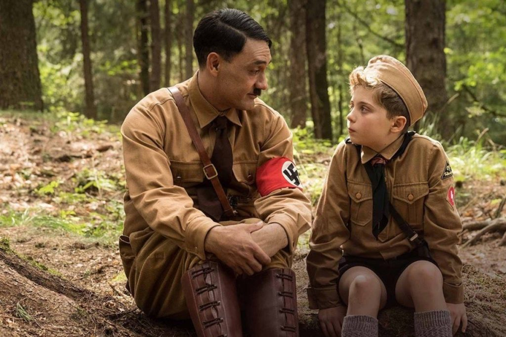 'Jojo Rabbit' Turns Nazis into Comic Relief