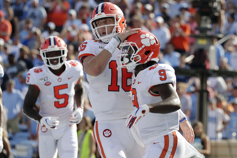 Addazio, Eagles Face Daunting Test in Death Valley Against No. 4 Clemson