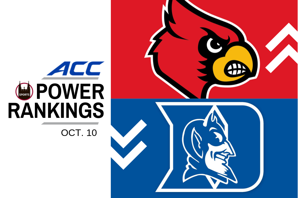 ACC Power Rankings: Conference Still Unsettled
