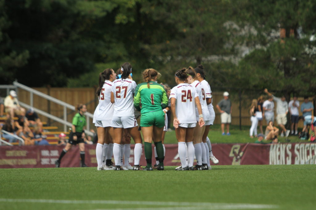 BC's ACC Slide Continues at N.C. State With Second Straight Loss