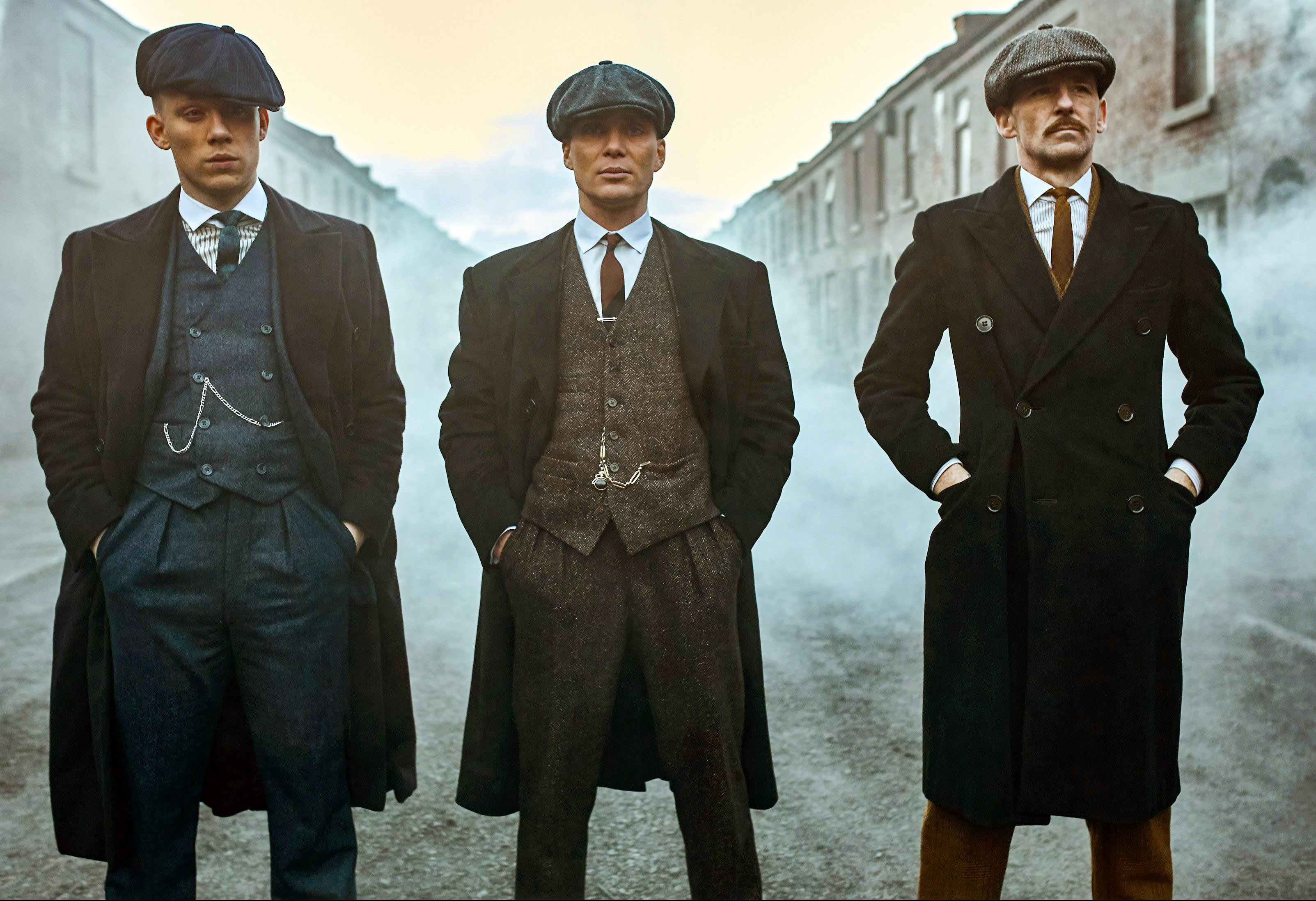 Peaky Blinders' Season Five Moves into Great Depression - The Heights