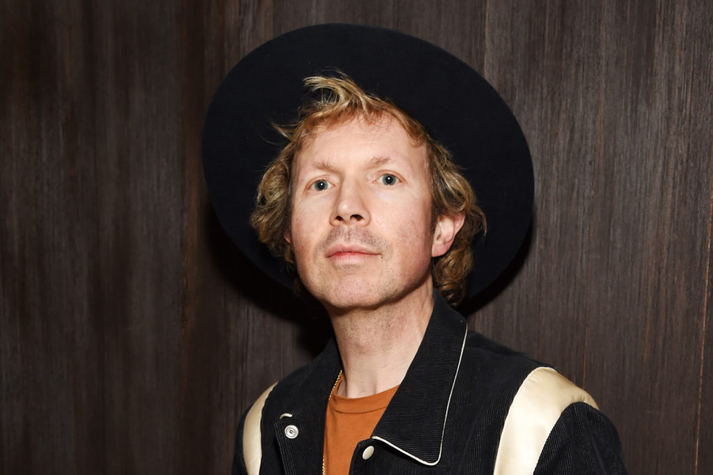 Beck Doesn't Quite Reach the Stars on 'Hyperspace'