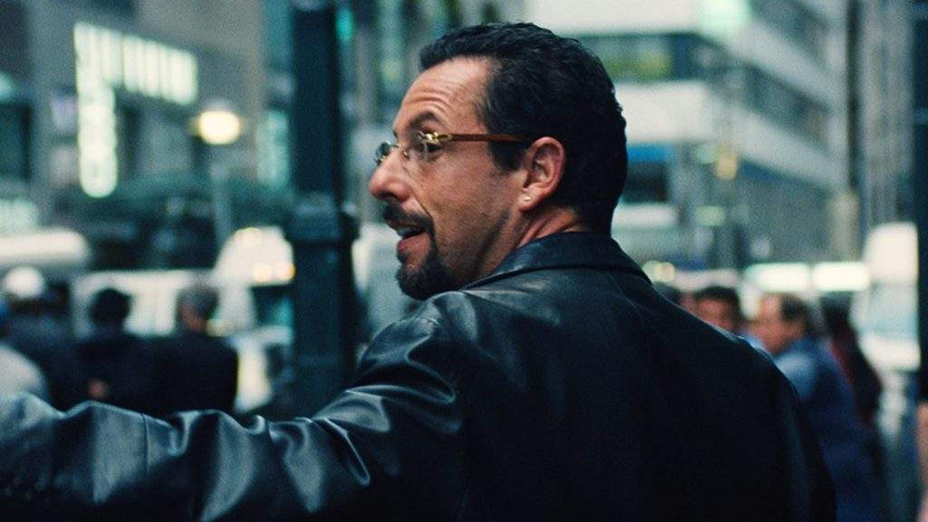 Adam Sandler Displays New Facet in 'Uncut Gems'