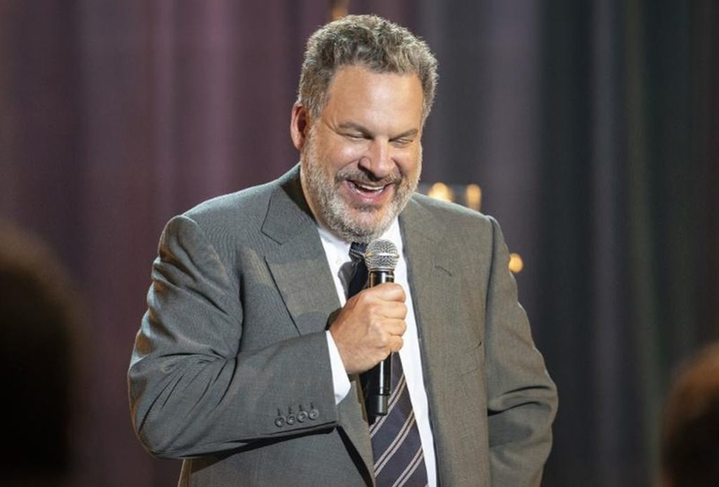 Jeff Garlin Breaks the Mold in New Comedy Special