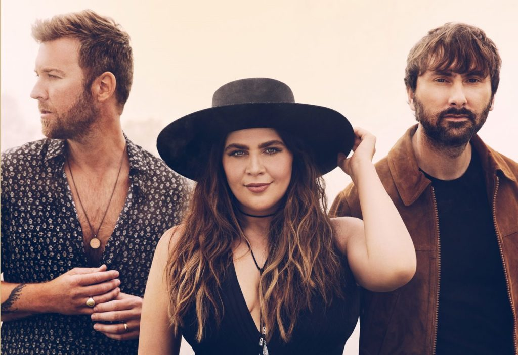 Lady Antebellum Returns to Storytelling Roots on 'Ocean'