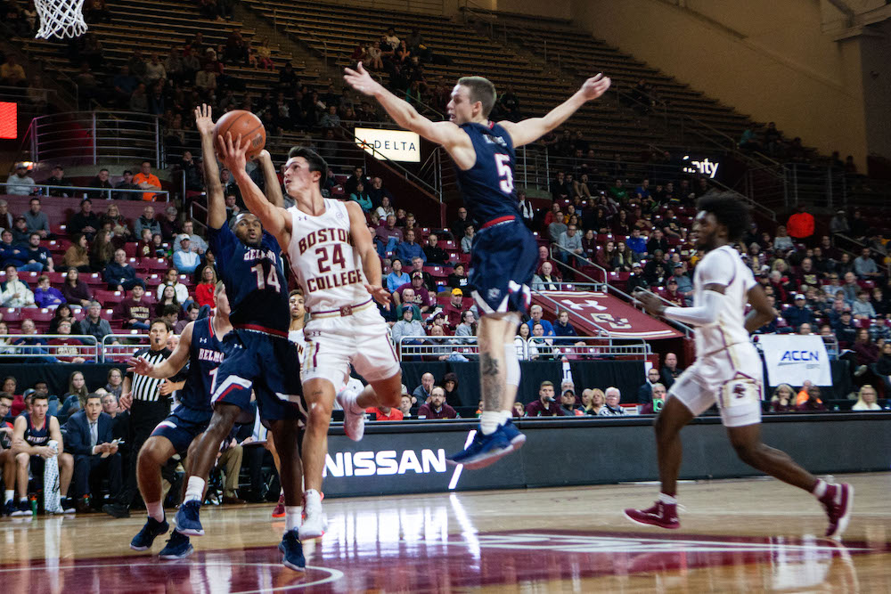 Notebook: Belmont Exploits BC's Defensive Weaknesses in High-Scoring Affair