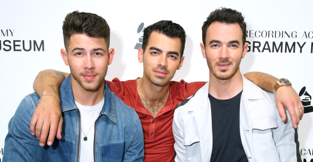 Jonas Brothers, The Chainsmokers, and More Release New Singles
