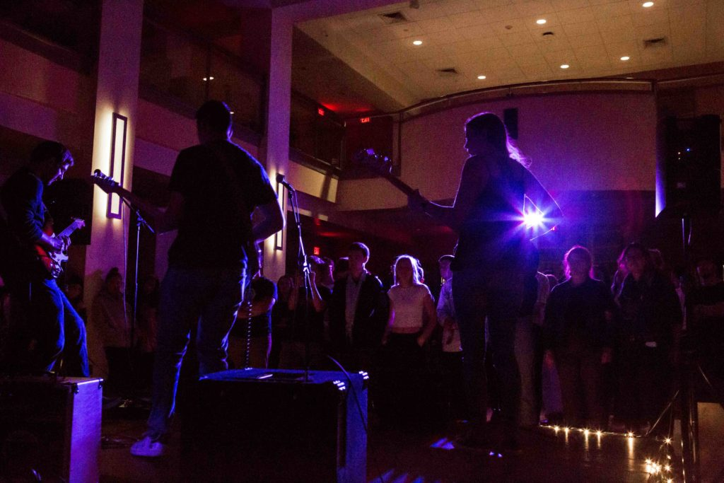 Music Guild Introduces New Acts at Fall Band Showcase