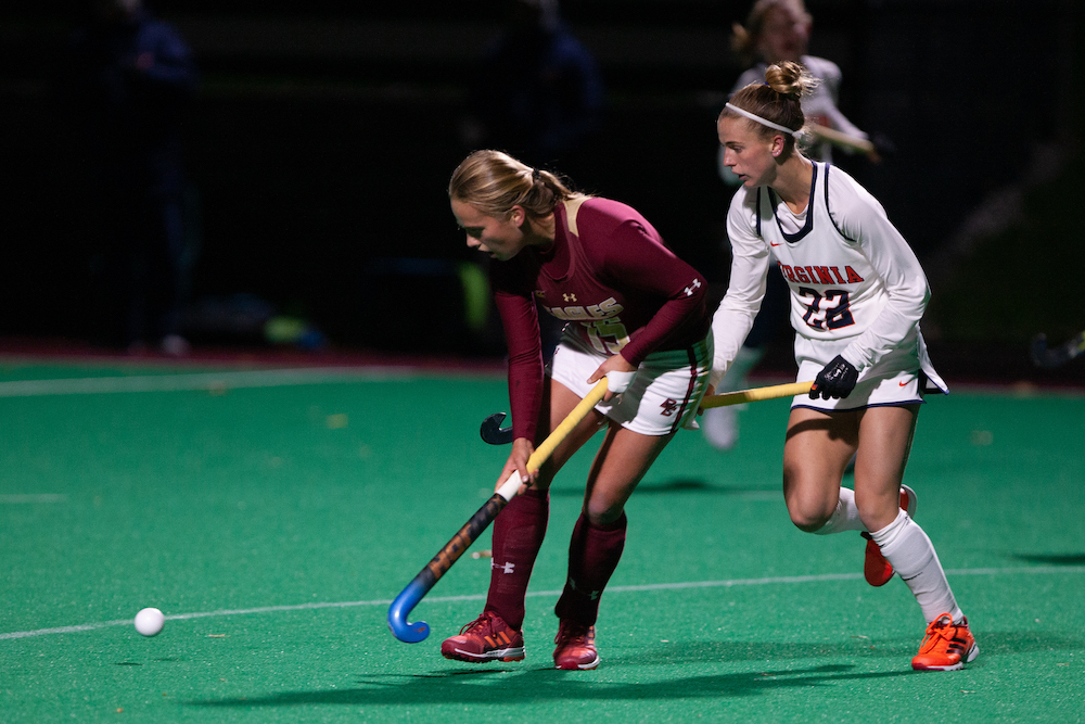 Overtime Winner Sends BC to First-Ever ACC Championship Game