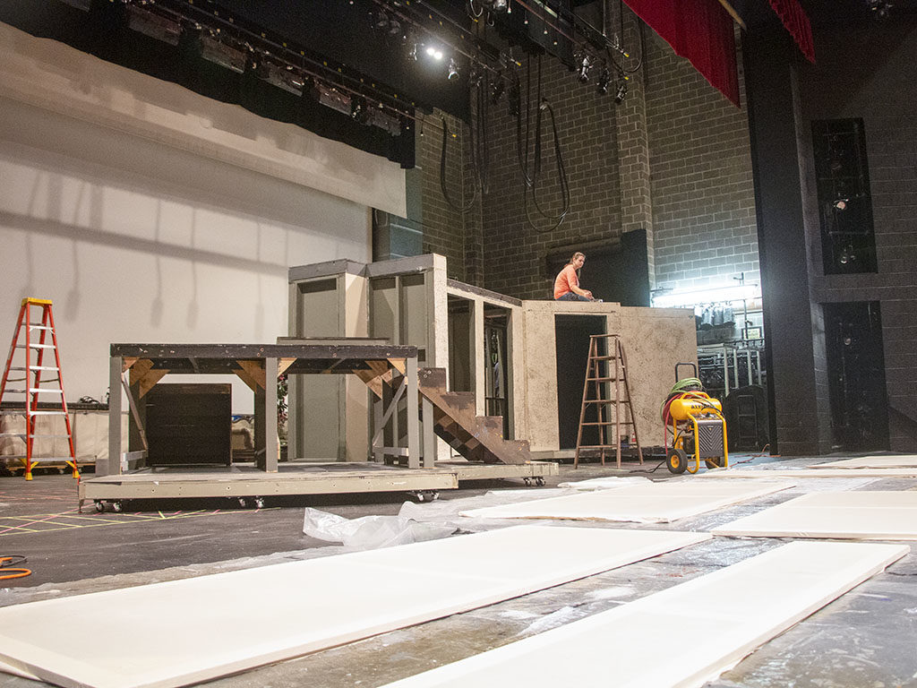 Creating Chaos: Behind the Scenes of 'Noises Off'