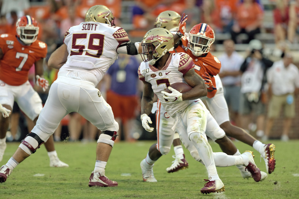 Addazio, Eagles Prepare for Taggart-Less Florida State