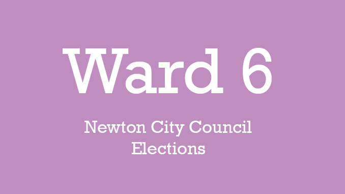 Ward 6 Candidates