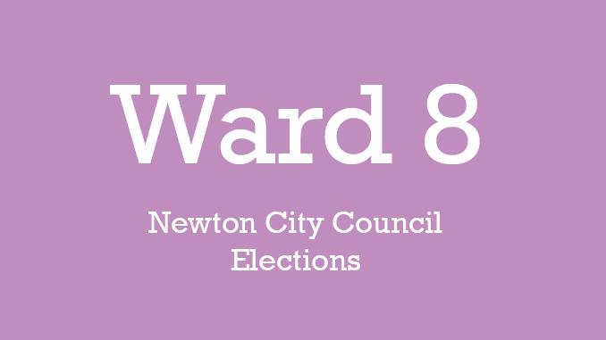 Ward 8 Candidates