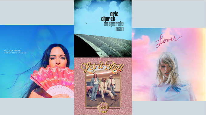 Himes: Striking the Right Note: Four Albums That Will Stick Around