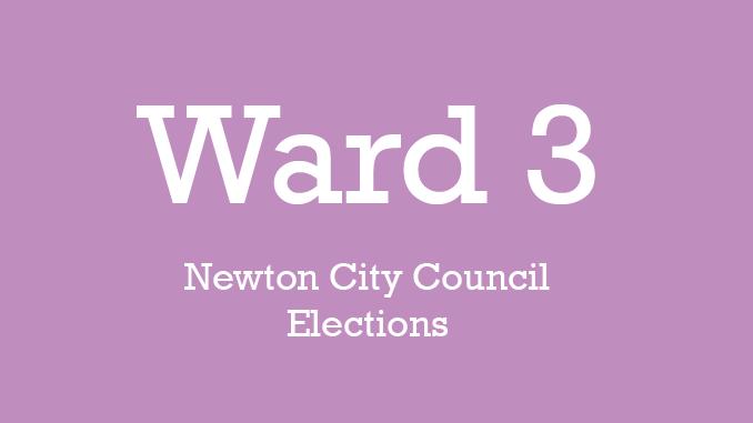Ward 3 Candidates