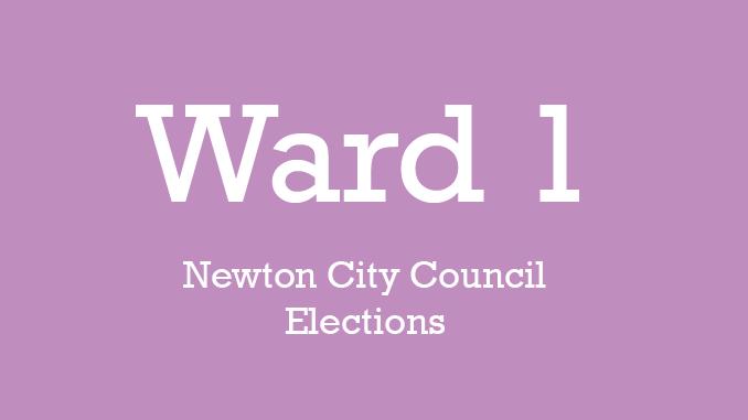 Ward 1 Candidates
