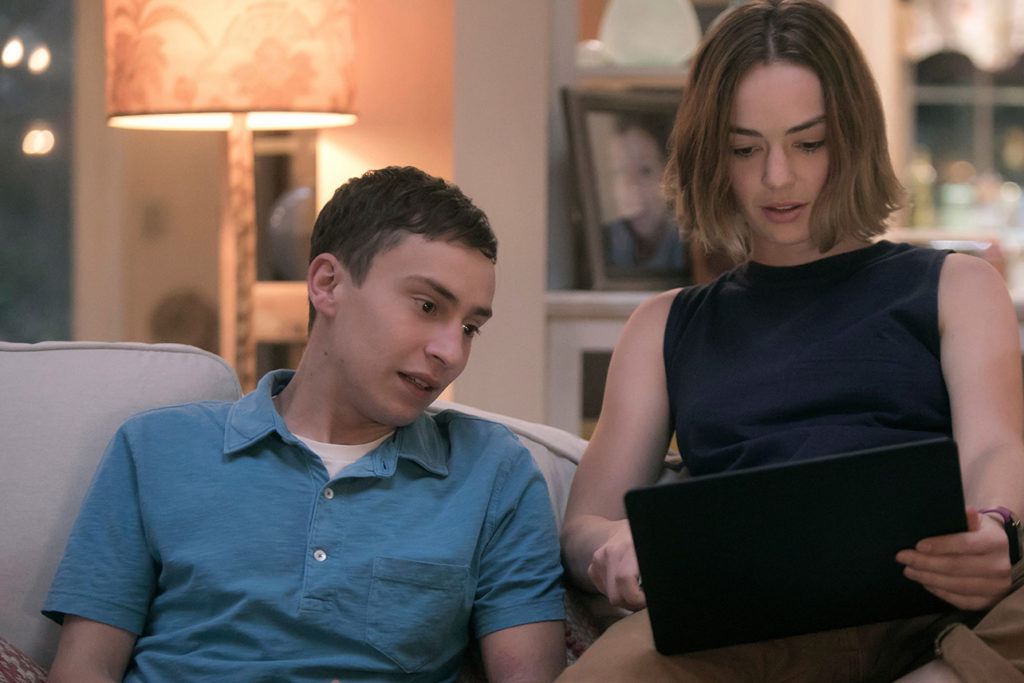 'Atypical' Gives Substantial Twist to Comedy