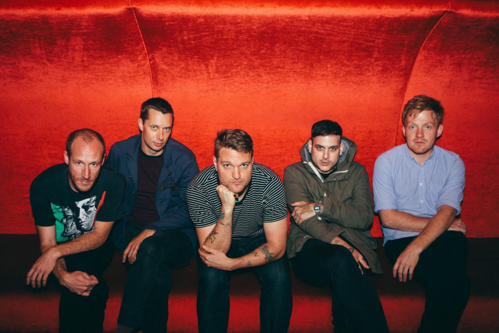 Transcendental Sound Explored on Cold War Kids' New Album