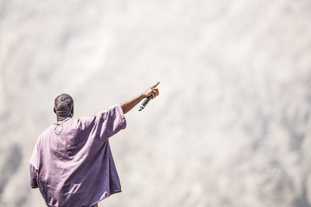 Kanye West Praises God, But Mostly Himself, on 'Jesus is King'