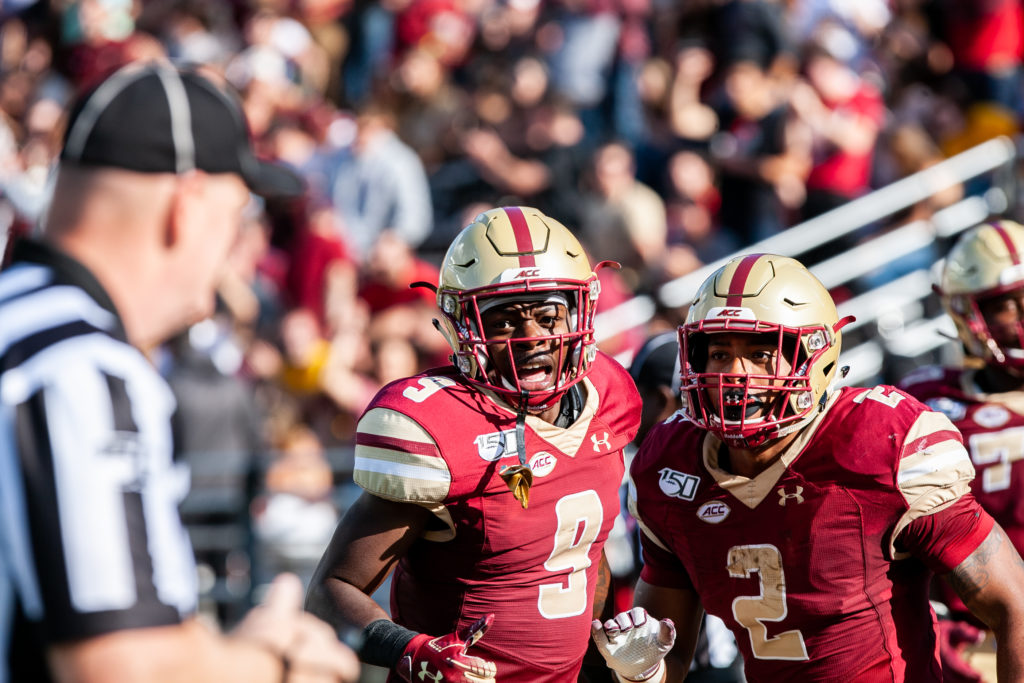 Go Figure: How BC Reached the Birmingham Bowl