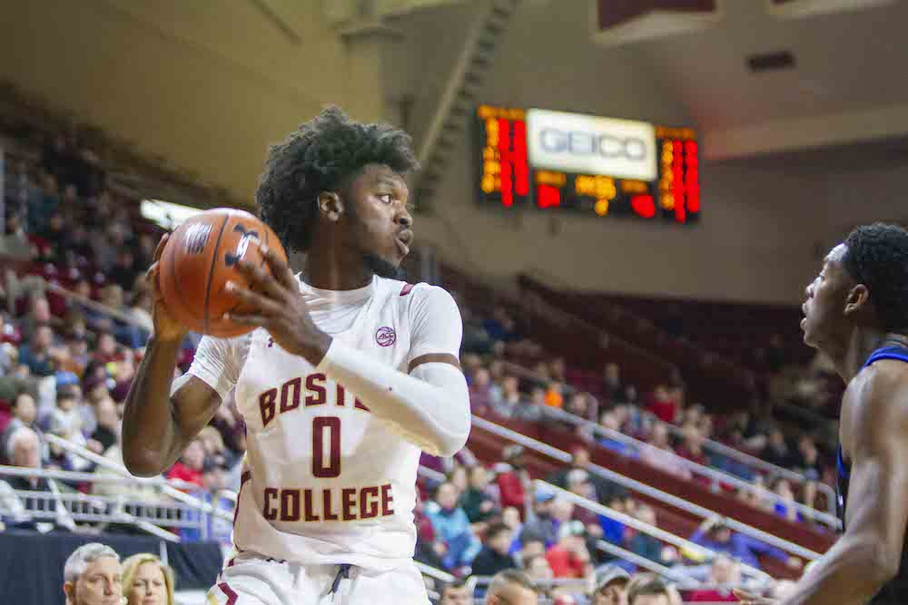 BC Ends 13-Year Drought With Victory Over Notre Dame