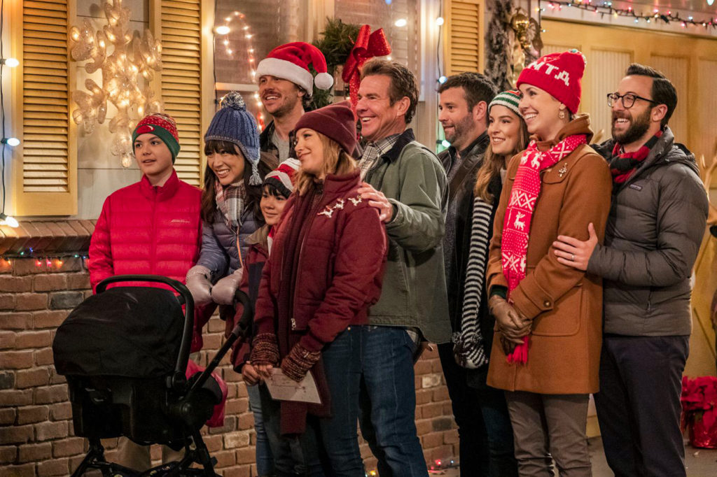 'Merry Happy Whatever' Series Presents Mundane Christmas Plot