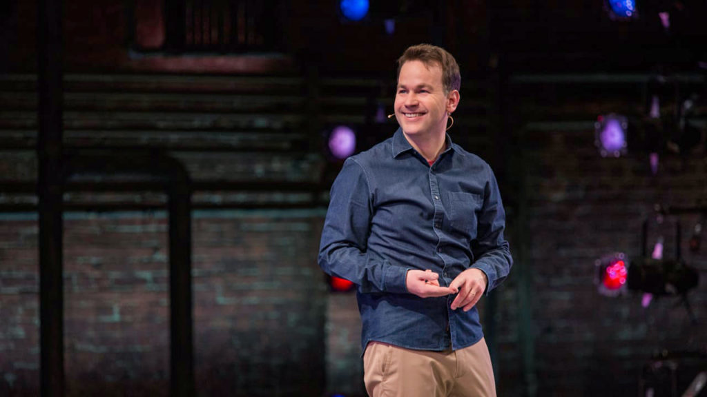 Mike Birbiglia's Special 'The New One' Examines Parenthood