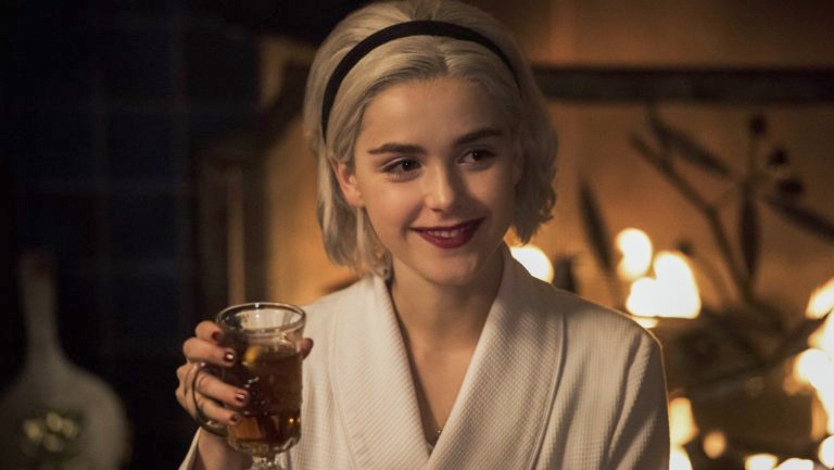 'Chilling Adventures of Sabrina' Swaps Scares for Cringe