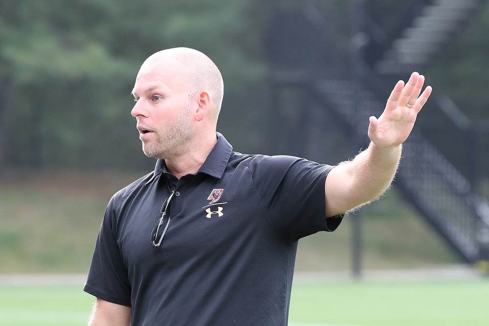 Bob Thompson Named Head Men's Soccer Coach