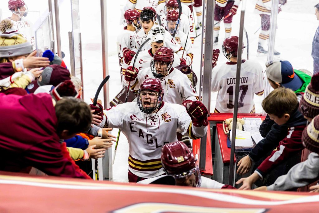 The Game in Photos: BC vs. BU