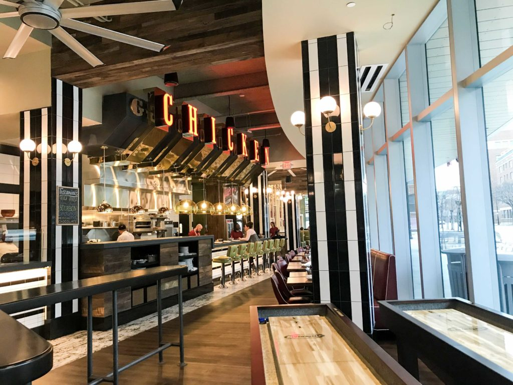 Lily P's Brings a Southern Flair to Cambridge