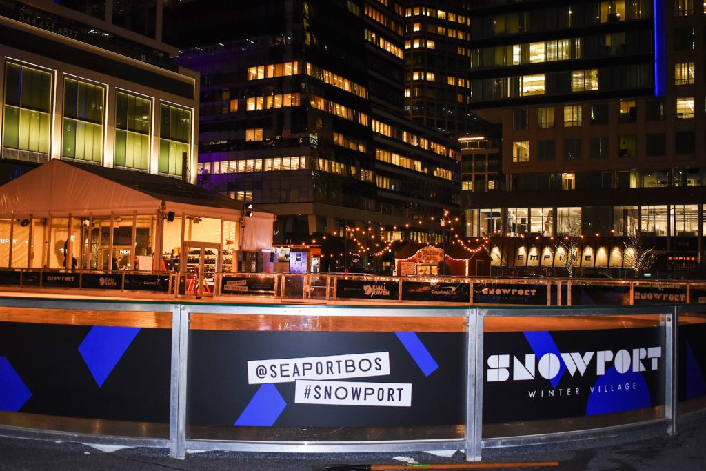Snowport Brings Winter Spirit to Boston