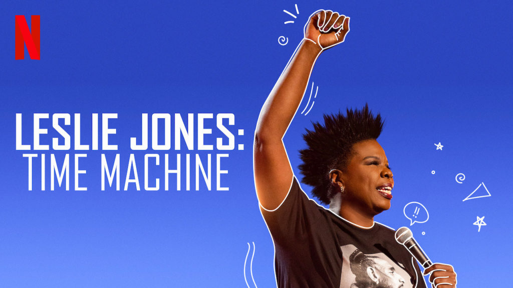 Leslie Jones Conquers Comedy in Netflix's 'Time Machine'