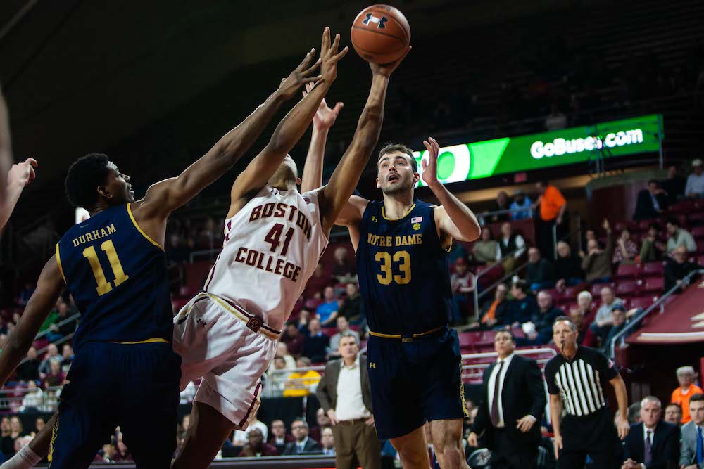Last-Minute Comeback Sinks Eagles' Hopes Against ND