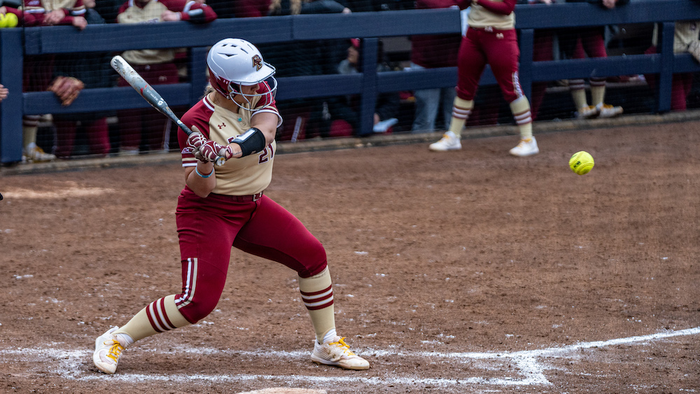 Softball Recap: Eagles Come Out With Two Wins After Gamecock Invitational