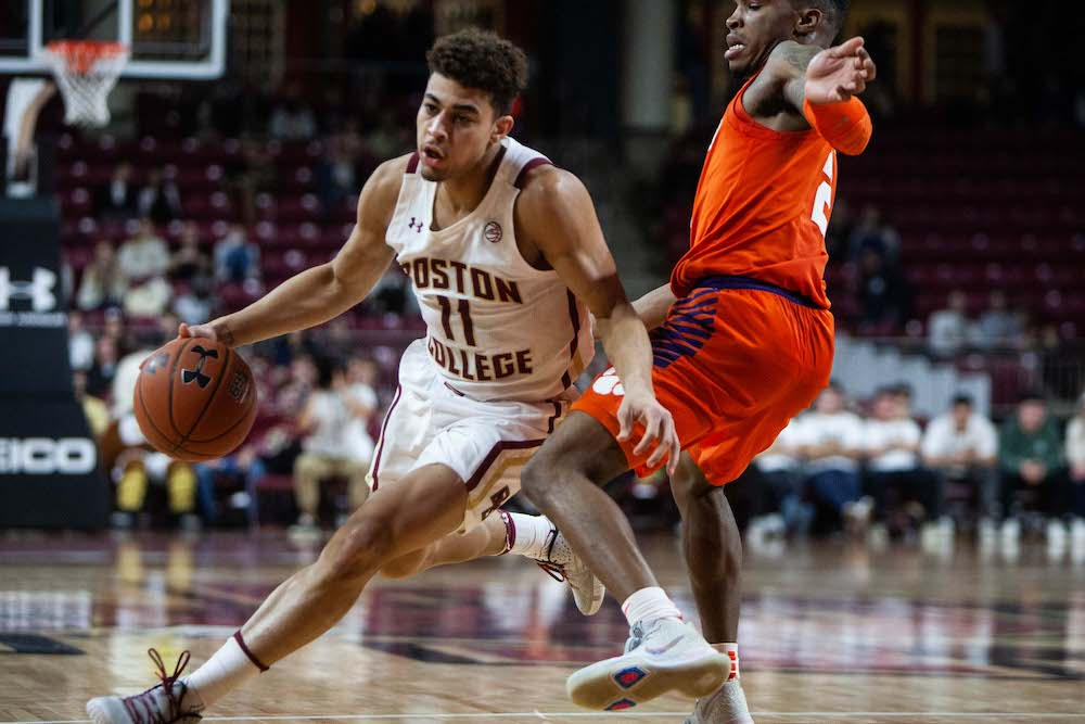 BC Suffers Blowout Loss to Clemson's Efficient Attack