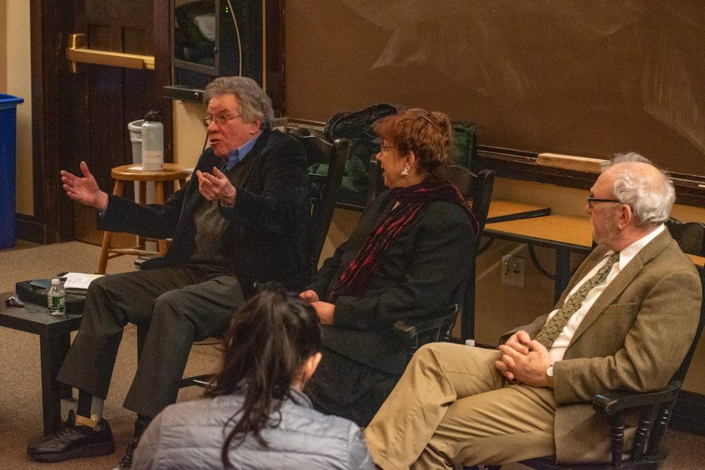 Boisi Center Hosts Anti-Semitism Panel