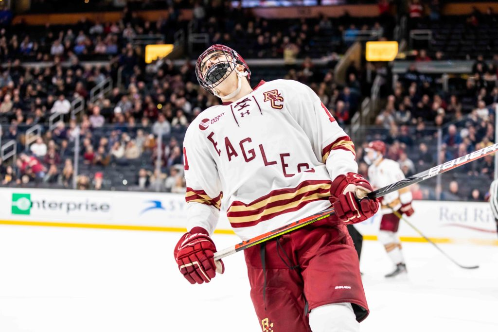 The Game in Photos: Men's Beanpot