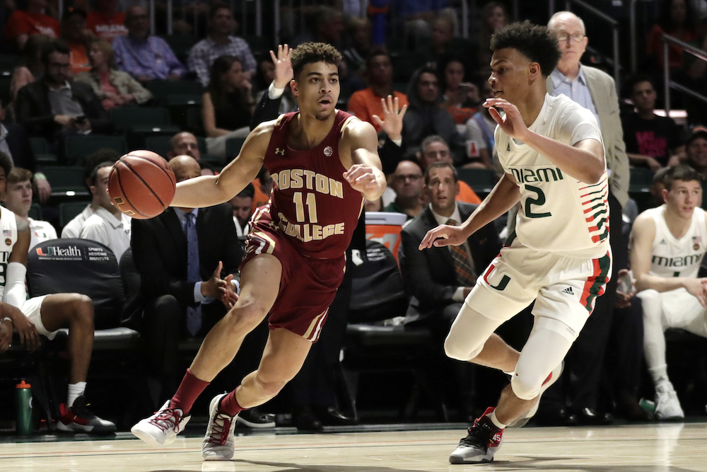 BC Fails to Overcome Dominant Miami Offense in Blowout Loss